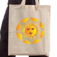 Shopping bag Sun