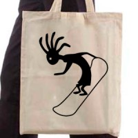Shopping bag Surfer