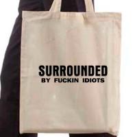 Shopping bag Surrounded