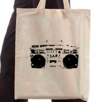 Shopping bag Tape Recorder