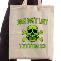 Shopping bag Tattoos