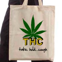 Shopping bag Thc