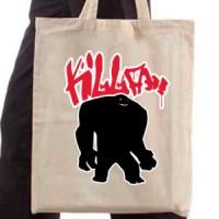 Shopping bag The Monster Killah