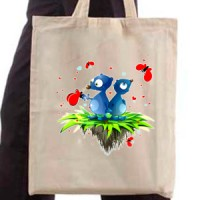 Shopping bag The motive for Valentine's Day 20