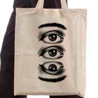Shopping bag Three eye