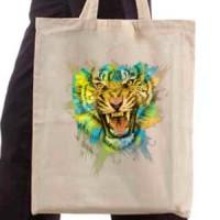 Shopping bag Tiger
