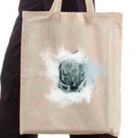 Shopping bag Tiger T-shirt