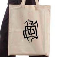 Shopping bag Tribal Resonating Cube