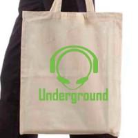 Shopping bag Underground