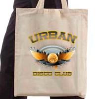 Shopping bag Urban Disco Club