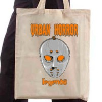 Shopping bag Urban Legends Horror