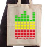 Shopping bag Urban Reggae Sound