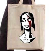 Shopping bag Vampire Girl