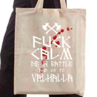 Shopping bag Vikings