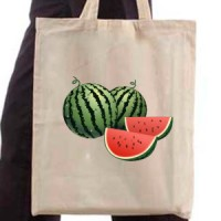 Shopping bag Watermelons