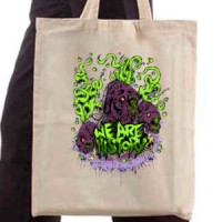 Shopping bag We Are History
