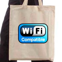 Shopping bag Wifi