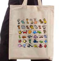 Shopping bag Wild Animals