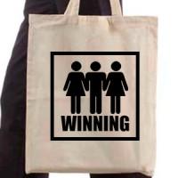 Shopping bag Winning