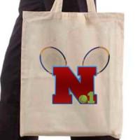Shopping bag World's No.1 - Novak Djokovic