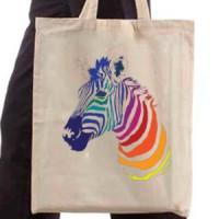 Shopping bag Zebra