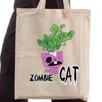 Shopping bag Zombie Cat