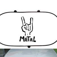 Sun shade big Metal
