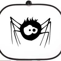 Sun shade small Spider