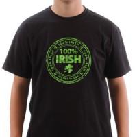 T-shirt 100% Irish