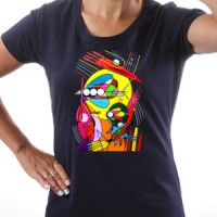 T-shirt 80 `S Style