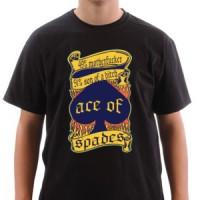 T-shirt Ace Of Spades
