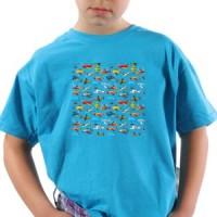 T-shirt Aeroplanes