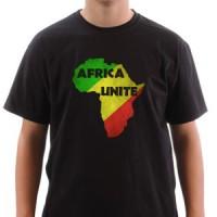 T-shirt Africa Unite