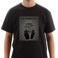 T-shirt Al Capone