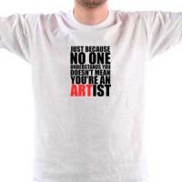 T-shirt Artist
