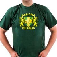 T-shirt Banana Republic.