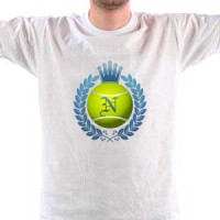 T-shirt Blue King Nole