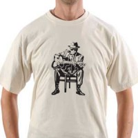 T-shirt Bluesman