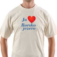 T-shirt Bor Lake