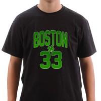 T-shirt Boston Basketball Legend