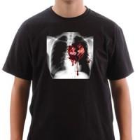 T-shirt Broken Heart-Xray
