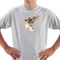 T-shirt Butterfly Beauty