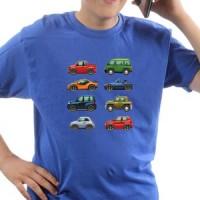T-shirt Cars