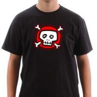 T-shirt Cartoon Skull