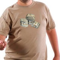 T-shirt Cash For Life