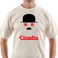 T-shirt Chaplin