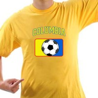 T-shirt Columbia Football