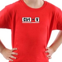 T-shirt Copy-Paste