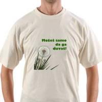 T-shirt Dandelion - you can blow it
