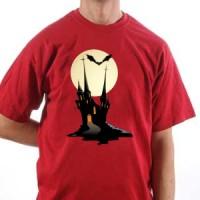 T-shirt Dark Castle